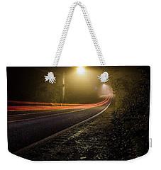 Suburbian Night Weekender Tote Bag