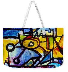 Suburbias Daily Beat Weekender Tote Bag