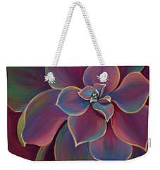 Succulent Delicacy Weekender Tote Bag