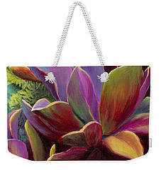 Succulent Jewels Weekender Tote Bag