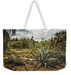 Succulents At Huntington Desert Garden No. 3 Weekender Tote Bag