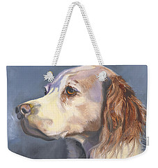 Such A Spaniel Weekender Tote Bag