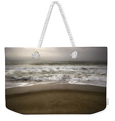 Weekender Tote Bag featuring the photograph Sucked In by Ben Shields