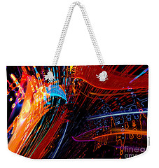 Sudden Celebration Weekender Tote Bag
