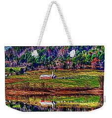Sugar Grove Reflections 2 Weekender Tote Bag