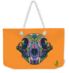 Sugar Lynx  Weekender Tote Bag