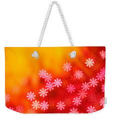 Sugar Magnolia Weekender Tote Bag