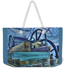 Sugar Mill Gizmo Weekender Tote Bag