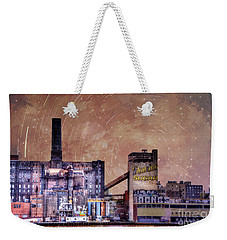 Sugar Shack Weekender Tote Bag by Juli Scalzi