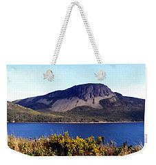 Sugarloaf Hill In Summer Weekender Tote Bag by Barbara Griffin