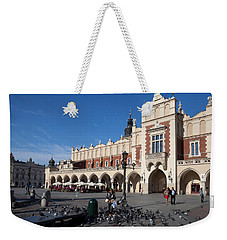 Sukiennice, The Renaisssance Cloth Weekender Tote Bag by Panoramic Images