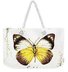 Sulphurs - Butterfly Weekender Tote Bag by Katharina Filus