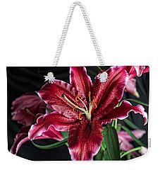 Sumatran Lily Weekender Tote Bag