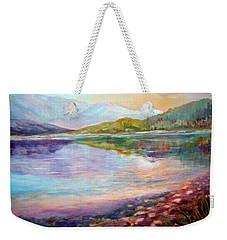 Summer Afternoon Weekender Tote Bag by Sher Nasser