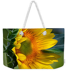 Summer Bonnet Weekender Tote Bag