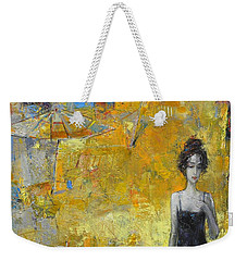Summer Cocktail Hour Weekender Tote Bag