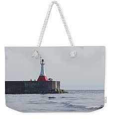 Weekender Tote Bag featuring the photograph Summer Day by Marilyn Wilson