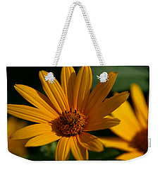 Weekender Tote Bag featuring the photograph Summer Delight by Denyse Duhaime