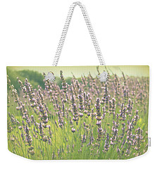 Weekender Tote Bag featuring the photograph Summer Dreams by Lynn Sprowl