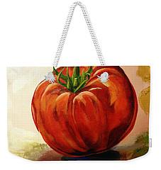 Summer Fruit Weekender Tote Bag