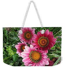 Summer  Full-blown Weekender Tote Bag