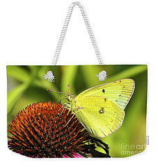 Summer Meadow  Weekender Tote Bag by Adam Olsen