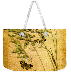 Summer Meadow Weekender Tote Bag