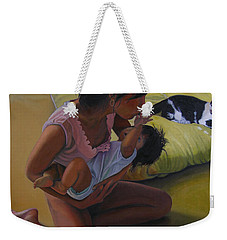 Summer Morning Cabot Arkansas Weekender Tote Bag