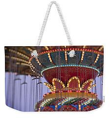 Summer Nights Weekender Tote Bag