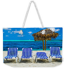 Weekender Tote Bag featuring the photograph Summer by Paul Wear