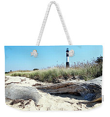 Weekender Tote Bag featuring the photograph Summer Scene by Ed Weidman