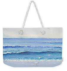 Summer Seascape Weekender Tote Bag by Jan Matson