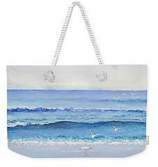Summer Seascape Weekender Tote Bag