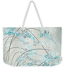 Summer Showers Weekender Tote Bag