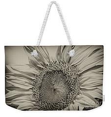 Summer Sunflower Weekender Tote Bag by Wilma  Birdwell