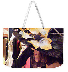 Summer Tease Weekender Tote Bag by David Trotter