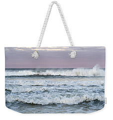 Summer Waves Seaside New Jersey Weekender Tote Bag