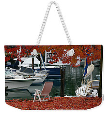 Summer's End Weekender Tote Bag