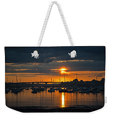 Summers Eve Weekender Tote Bag by Susan  McMenamin