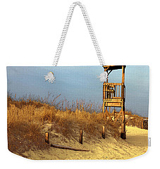 Summer's Over Weekender Tote Bag