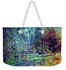 Summertime In Vail Weekender Tote Bag by Madeline Ellis