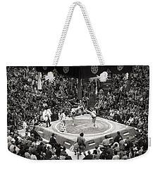 Sumo Summer Tournament 2014 Tokyo Weekender Tote Bag