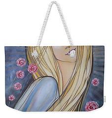 Sun And Roses 081008 Weekender Tote Bag by Selena Boron