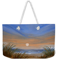 Sun And Sand Weekender Tote Bag by Holly Martinson