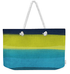 Sun And Surf Weekender Tote Bag