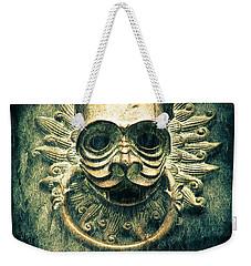 Sun Cat Door Knocker Weekender Tote Bag