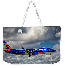 Sun Country Boeing 737 Ng Weekender Tote Bag