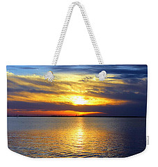 Sun Down South Weekender Tote Bag