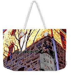 Sun Inn Bethlehem Pa Weekender Tote Bag