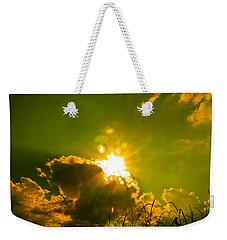 Sun Nest Weekender Tote Bag